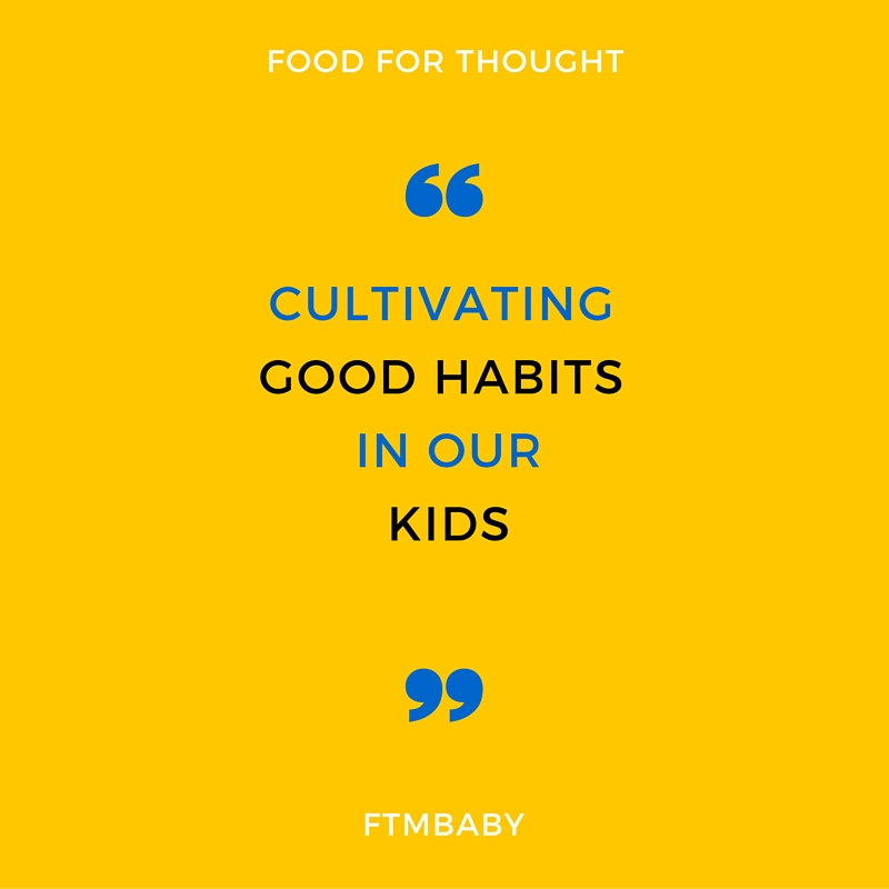 Cultivating Good habits in ourkids-2